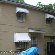 Rental info for 905-B Tift Ave. in the Albany area