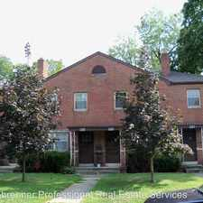 Rental info for 2205 Charles St. in the Columbus area