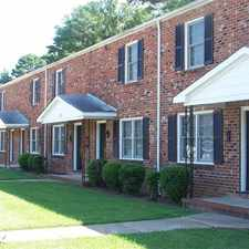Rental info for Colonial Arms Townhomes in the Raleigh area