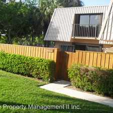 Rental info for 6620 66th Way - 66th 6620