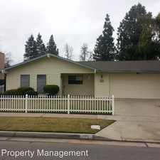 Rental info for 194 E. Portland Ave in the Fresno area