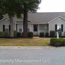 Rental info for 1021 S. Fieldhaven Drive in the Fuquay-Varina area
