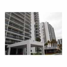 Rental info for 3625 N Country Club Dr in the Aventura area