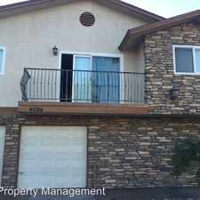 Rental info for 4094 Mississippi St. #7 in the 92104 area