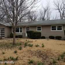 Rental info for 116 Fenwick Dr. in the 63135 area