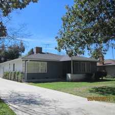 Rental info for 4794 EL MOLINO AVE