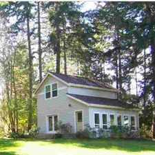 Rental info for Fabulous 1BD/One BA Two Story Home In Port Orchard