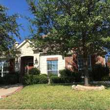 Rental info for $4950 4 bedroom House in Denton County Frisco in the Frisco area