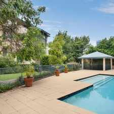 Rental info for FANTASTIC PRIVATE LOCATION! in the Brisbane area