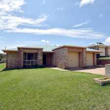 Rental info for :: GLADSTONE'S MOST POPULAR SUBURB ... MODERN & AFFORDABLE HOME in the Telina area