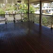 Rental info for Plenty of Room to Entertain! in the Rockhampton area