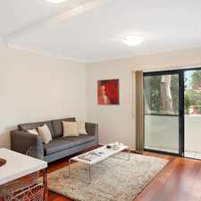 Rental info for STYLISH MODERN APARTMENT in the Coogee area