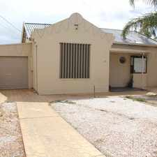 Rental info for Two Bedroom House in a Great Location