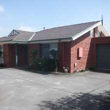 Rental info for LOVELY 3 BEDROOM UNIT IN A FANTASTIC LOCATION in the Melbourne area