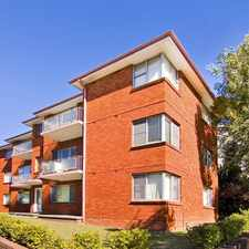 Rental info for HOLDING DEPOSIT TAKEN in the Lane Cove North area