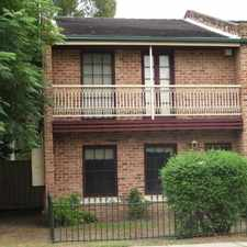 Rental info for TERRACE HOME - CLOSE TO WESTFIELD