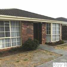 Rental info for Under Application! in the Boronia area