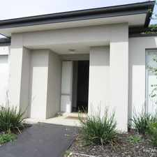 Rental info for THE ONE TO CALL HOME! in the Melbourne area