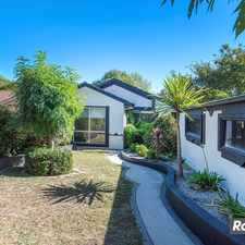 Rental info for Luxurious 3 Bedroom Home- UNDER APPLICATION in the Ngunnawal area