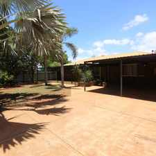 Rental info for Solid brick home on a fully fenced secure block. Approved Application