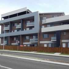 Rental info for TWO BEDROOM SUB-PENTOUSE in the Casula area