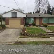 Rental info for 8806 1st Ave NE in the Maple Leaf area