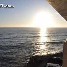 Rental info for $4900 1 bedroom Apartment in Western San Diego Sunset Cliffs in the San Diego area