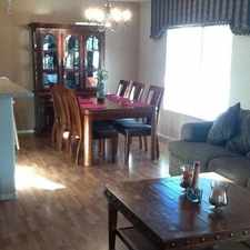 Rental info for Gorgeous 4 Bedroom 2. 5 Bath With LOTS Of Upgrades