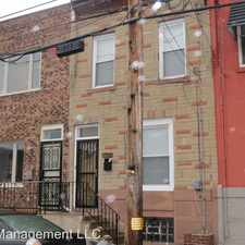 Rental info for 1444 S. 21st Street in the Point Breeze area