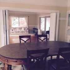 Rental info for This Lovely 4 Bedroom Home Is Located One Block...
