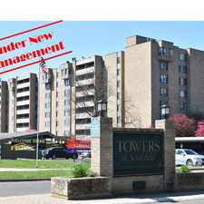 Rental info for Towers of Southfield in the Detroit area