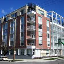 Rental info for East 6th Ave & Scotia St in the Strathcona area