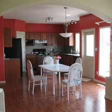 Rental info for Beautiful Home in South West Edmonton near Lake in the Terwillegar South area