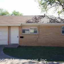 Rental info for 1602 58th Street #A in the Lubbock area