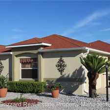Rental info for 407 Amaya Ave in the The Villages area