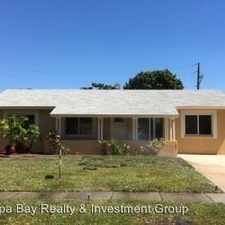 Rental info for 9731 61st Way N