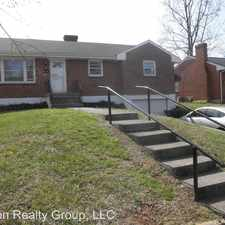 Rental info for 3128 Fleetwood Ave