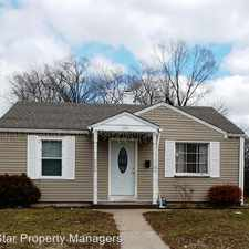 Rental info for 2034 Frances Ave in the Elkhart area