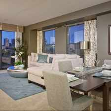 Rental info for The Manhattan in the Denver area