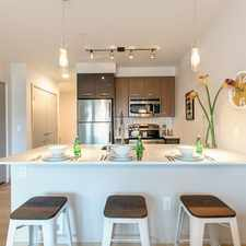 Rental info for Live Right In The Heart Of Capitol Hill in the Montlake area