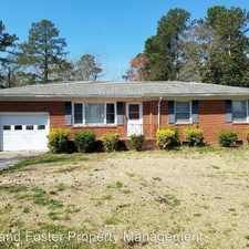 Rental info for 1707 Edgewood Dr