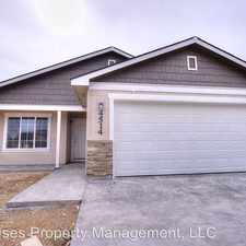 Rental info for 4514 Eleanor St. in the Nampa area