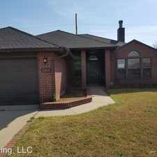 Rental info for 3612 Quail Ridge Dr in the 73160 area