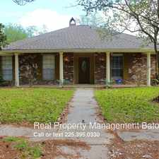 Rental info for 429 Kimmeridge Dr. in the Baton Rouge area