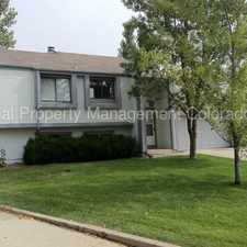 Rental info for 922 S TELLURIDE ST in the Tollgate Overlook area