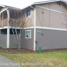 Rental info for 4018 S Warner St - Unit 1 in the South Tacoma area