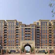 Rental info for Camden Potomac Yard in the Crystal City Shops area