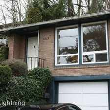 Rental info for 5115 Ravenna Ave NE in the Seattle area