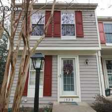 Rental info for $1850 2 bedroom House in Reston in the Reston area