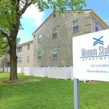 Rental info for Monon Station Apartments